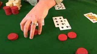 Blackjack Card Game Tips : Doubling Down in Blackjack