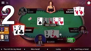Poker Heat – Free Texas Holdem Android Gameplay #2