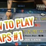 HOW TO PLAY CRAPS for Beginners | Craps Lesson with Jason