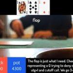 Poker Vlog 15. Tournament poker. Learn poker. Mihael Korica.