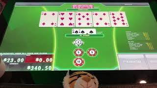 20191016 Resort World NYC Casino Poker Ultimate Texas Holdem, UTH & Blackjack