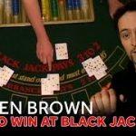 Derren Brown Demonstrates How He Wins At Black Jack
