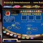 TIPS Poker Three 918Kiss || WIN WIN || RAJACLUB666.com