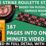 Double Strike Roulette Strategy