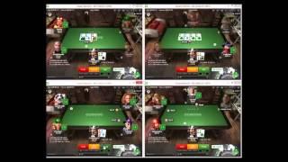 Cash Poker Strategy – Crushing Unibet 25nl Part 1