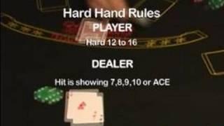 Strategies for Blackjack : Hard Hand Tips & Techniques for Blackjack
