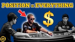 How To Play Poker For Beginners 📚 What is Position?   Why Position is Everything in Poker 📚