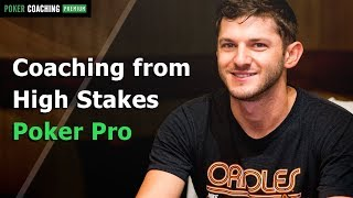Exploitative Poker and Over-Betting with WPT Champion, Jonathan Jaffe! (FULL PART 1 Released!)