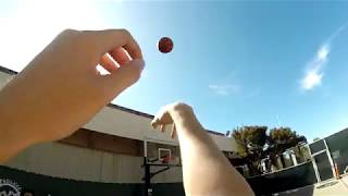 Playing 21 Basketball with Tips