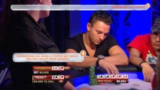 Learn to play poker with partypoker: Winning with a bluff