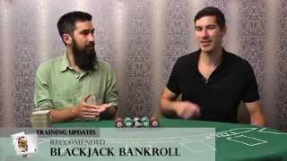 Recommended Blackjack Bankroll