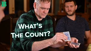The First Step to Learning Card Counting