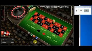 Roulette strategy 2018, Software Roulette, 888 Casino Session in 2018