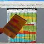 Free Blackjack Basic Strategy Chart Pocket Printable Cheat Card!