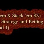 Add 'em & Stack 'em Craps Strategy and Betting video (Round 4)