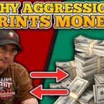 How To Play Poker For Dummies 💰 How to Bluff in Poker | The 7 Benefits of Aggression in Poker 💰
