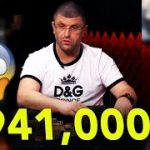 The Biggest TV PLO Pot Of All-Time W/ Phil Galfond | PLOker Hands