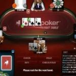 Learn how to play Texas Holdem Poker –  one hand  go all in