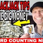 VIP High Roller Professional Gambler Gives 3 Blackjack Tips To Win At The Casino (No Card Counting).