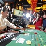 Baccarat Million betting per Game by a Chinese women