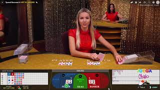 Speed Baccarat LIVE With Beatiful Women