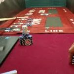 Craps Shooters Stacked Grip VARIATION | Fast Roll |