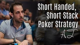 Sit'n'Go Poker –  Short Handed, Short Stack Poker Strategy