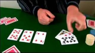 Crazy Pineapple: Variation on Texas Holdem : How to Deal on Flop in Crazy Pineapple Poker