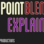CRAPS-3 POINT BLENDER EXPLAINED
