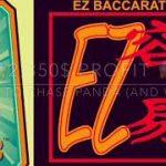 EZ BACCARAT: Winning Panda – Real Shoe Example