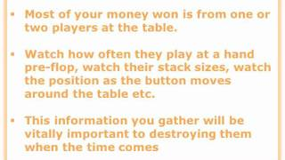 The Three Most Important Texas Hold Em Poker Tips For New Players