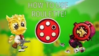FUN RUN 3 : HOW TO USE THE ROULETTE !!