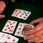 Crazy Pineapple: Variation on Texas Holdem : Identify an Average Hand in Crazy Pineapple Poker