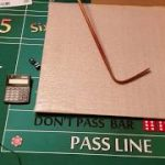 How to build a craps practice throw box / and tips on building a craps table