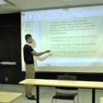 Colloquium: Steven Wu – Blackjack Strategy