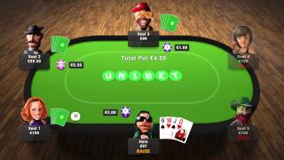 Learn the Basics of Pot Limit Omaha Poker with Unibet
