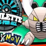 THE STRONGEST POKEMON ALIVE (Hackmon Roulette FFA)