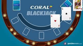 Coral Blackjack Tutorial – HIT Outcome – 2A