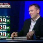 Incredible poker hand!! AA vs KK vs QQ texas hold'em
