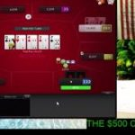 THE $500 POKER CHALLENGE! – TOURNAMENT #1 – TIPS AND POKER STRATEGY!