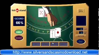 Blackjack Basic Strategy Guide and Simulator