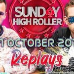 Sunday High Roller SCHEMION | DRINAN | KORSAR Final Table Replays 2019