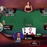 Poker Heat – Free Texas Holdem Android Gameplay #3