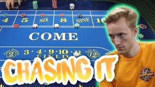 🔥 CRAPS BATTLE 🔥 INTERN VS. BOSS #2 | Live Craps Las Vegas