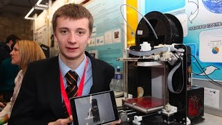 BTYSTE day 2: Roulette, machine learning and 3D printed limbs