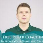 Free Poker Coaching – Learn Poker Strategy with My Poker Coaching