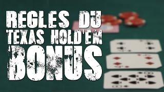 Apprendre à jouer au Texas Hold'em Bonus Poker