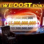 Boost Poker – A New Tournament