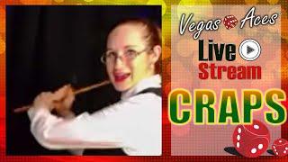 Let's Play Craps LiveStream