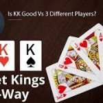 Poker Strategy: Is KK Good Vs 3 Different Players?